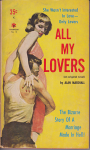 All my Lovers by Alan Marshall