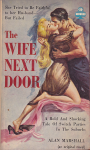 Wife Next Door by Alan Marshall
