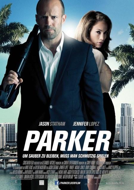 Parker poster German