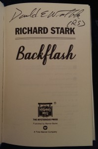 Inscribed Backflash title page